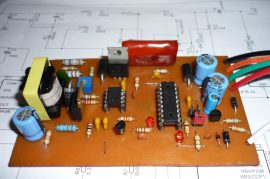 DC-CDI 16F628 v2.1